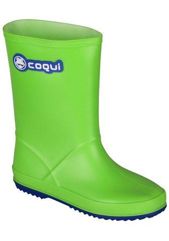 Coqui Guminiai batai in Trendfarben »Rainy«