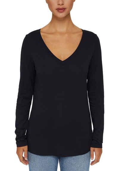 Esprit Langarmshirt (Packung, 2er-Pack) als tolles Basic Shirt