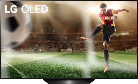 LG OLED55B9SLA OLED-Fernseher (139 cm/55 Zoll, 4K Ultra HD, Smart-TV)