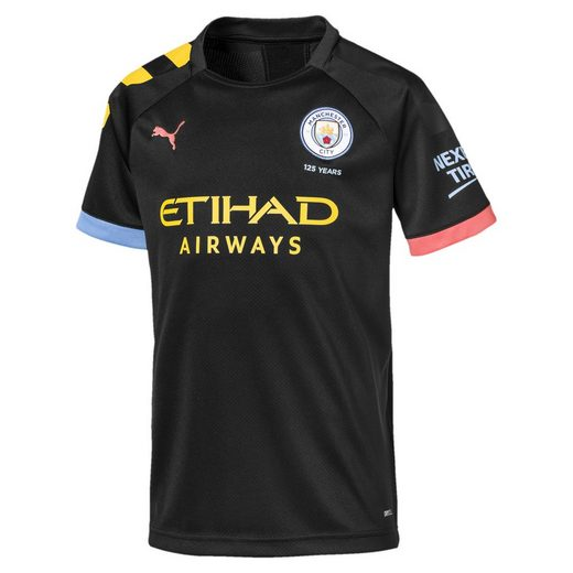 PUMA Trainingsshirt »Manchester City Kinder Replica Auswärtstrikot«