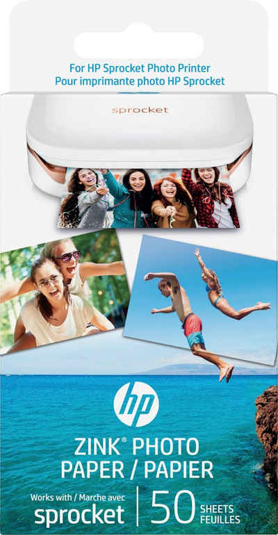 HP Fotopapier »1DE39A HP Sprocket«