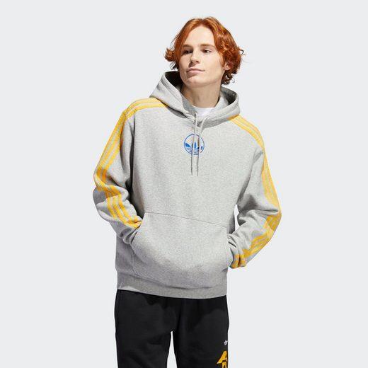 adidas Originals Sweatshirt »3-Streifen Trefoil Hoodie«