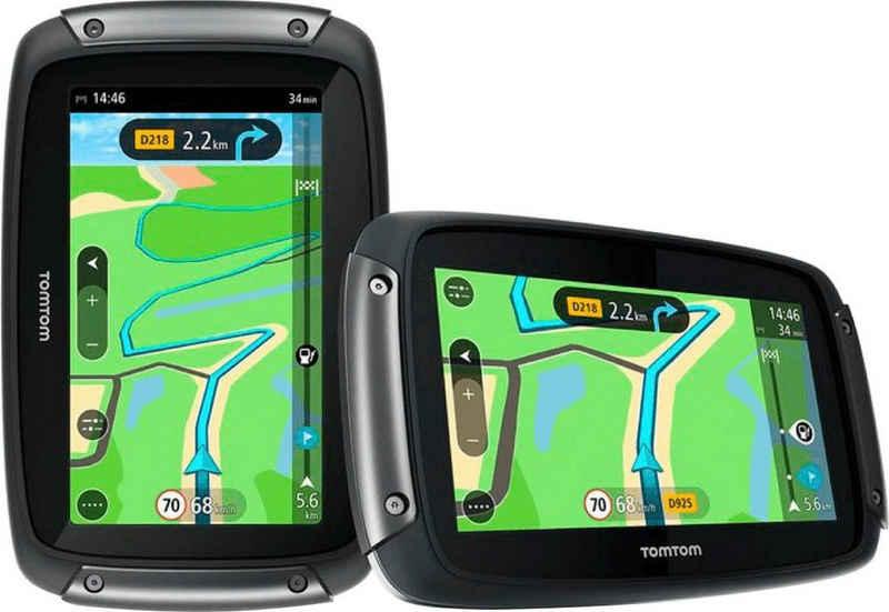 TomTom »Rider 500« Motorrad-Navigationsgerät