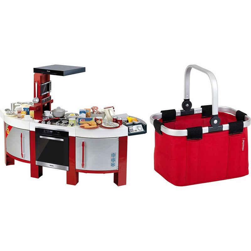 Klein Spielküche »MIELE Kinderküche Star inkl. Tragekorb«
