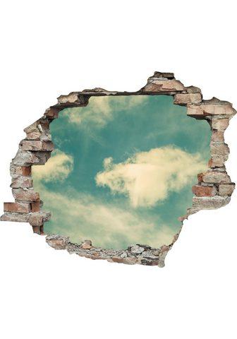 queence Wandtattoo »Wolken« (1 vienetai)