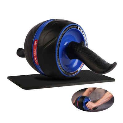 BIGTREE AB-Roller »Bauchtrainer für Bauchmuskeln«, Fitness für Zuhause, zum Trainieren von Bauch, Rücken & Schultern
