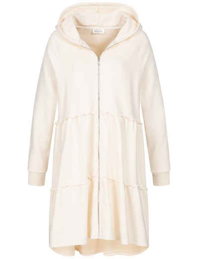 Cotton Candy Jerseykleid mit praktischem Reißverschluss