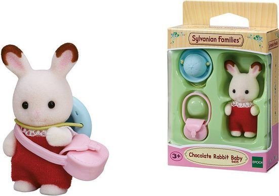 EPOCH Traumwiesen »Sylvanian Families Schokoladenhasen Baby« Puppenhausmöbel