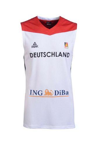 PEAK Marškinėliai »Germany 2016« im Klasiki...