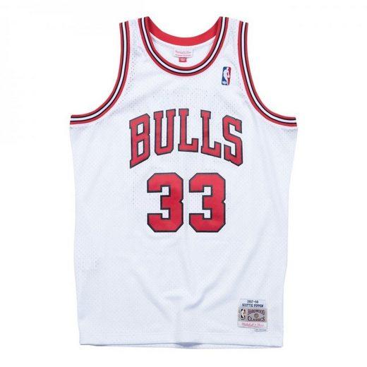 Mitchell & Ness Basketballtrikot »Swingman Jersey Chicago Bulls 199798 Scottie Pippen«