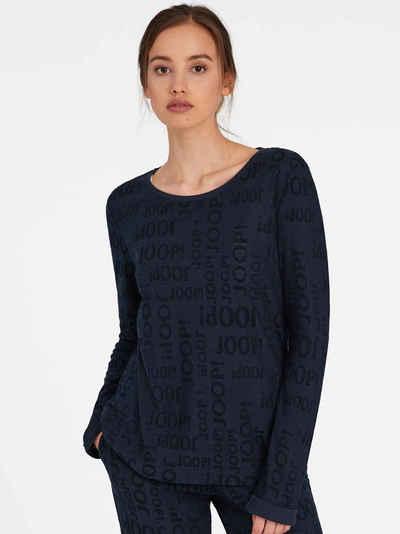 Joop! Pyjamaoberteil »Langarm-Shirt« (1-tlg)