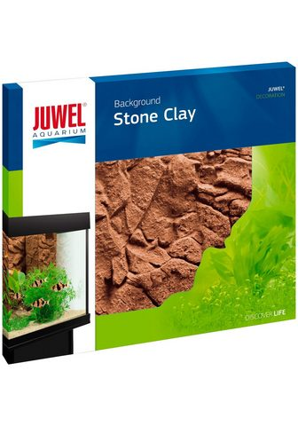 JUWEL AQUARIEN Aquarienrückwand »Stone Clay« BxH: 55x...