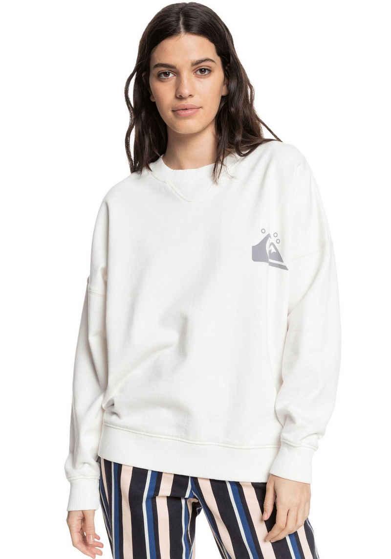Quiksilver Sweatshirt »OVERSIZED CREW«