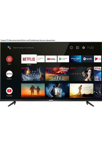 TCL 50P616 LED-Fernseher (126 cm/50 Zoll 4...