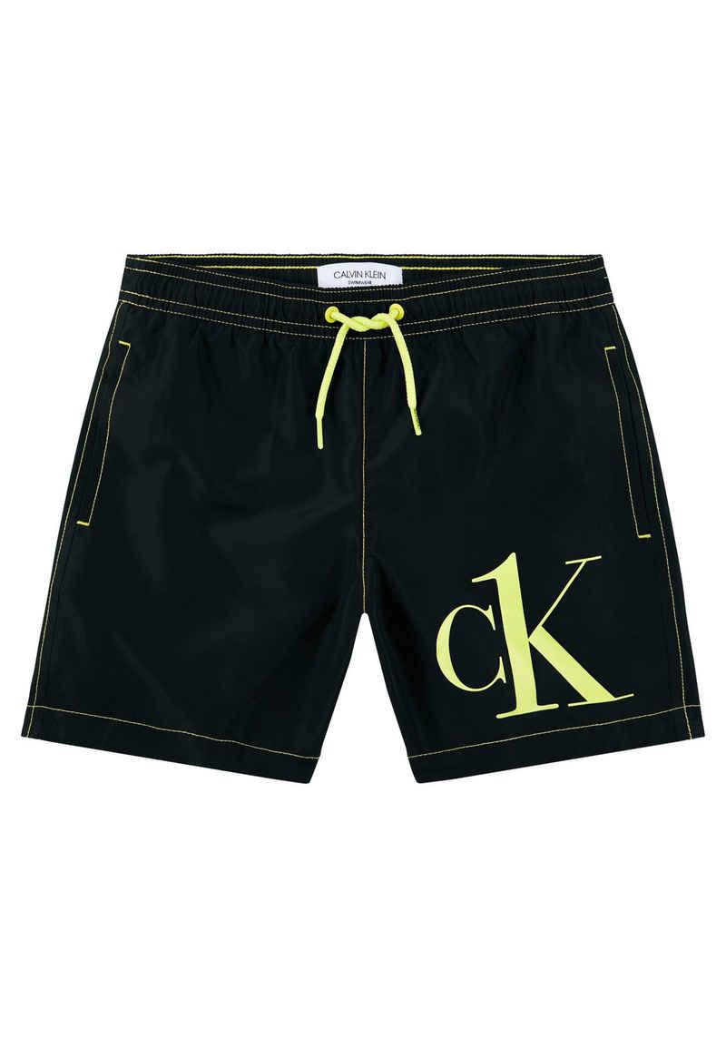 Calvin Klein Badeshorts, mit Kontrastdetails