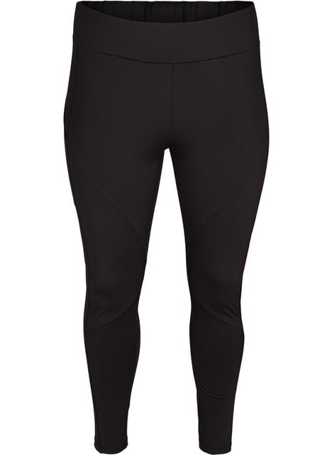 Hosen - Active by ZIZZI Trainingstights Große Größen Damen 7 8 Leggings mit Print ›  - Onlineshop OTTO