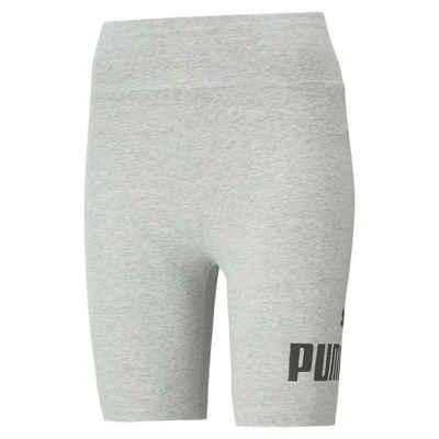 PUMA Leggings »Essentials Logo Damen Radlerhose«