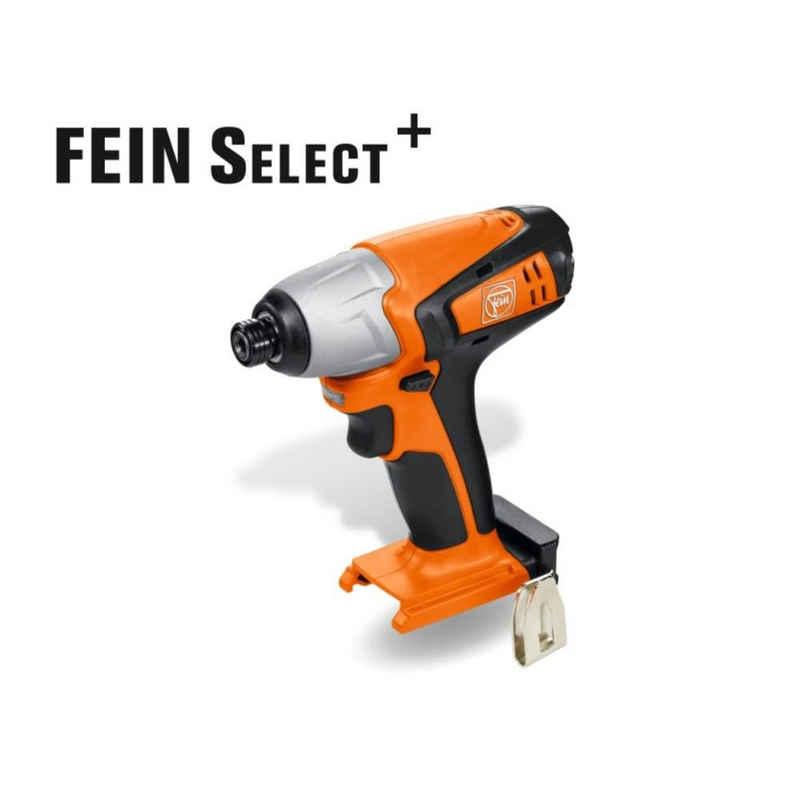 Fein Akku-Schlagschrauber »12V Akku-Schlagschrauber ASCD 12-100 W4 Select, o«