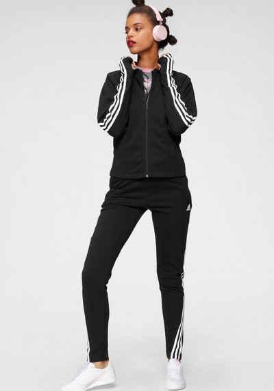 adidas Performance Trainingsanzug »WOMEN TRACKSUIT COTTON ENERGIZE« (Set)