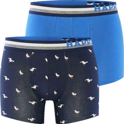 HAPPY SHORTS Retro Pants »2-Pack«
