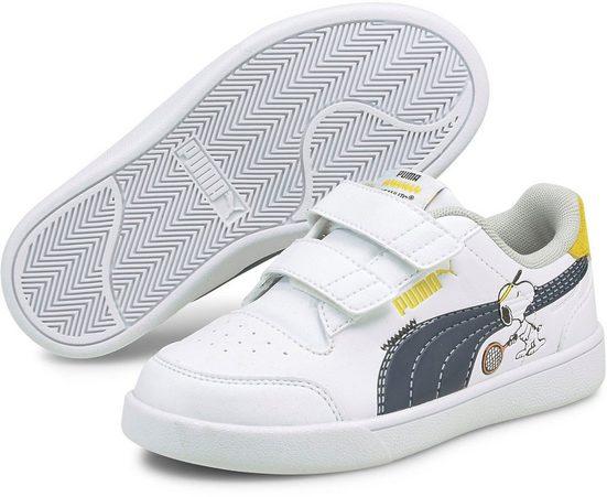 PUMA »PEANUTS Puma Shuffle V PS« Sneaker