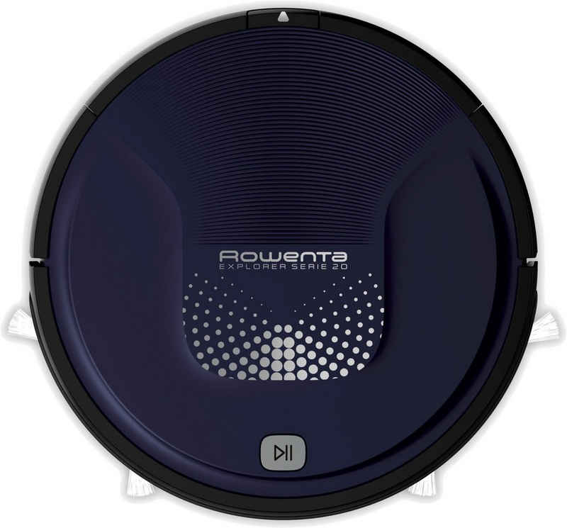 Rowenta Nass-Trocken-Saugroboter RR6871 Aqua Smart Force Essential, mit Wischfunktion