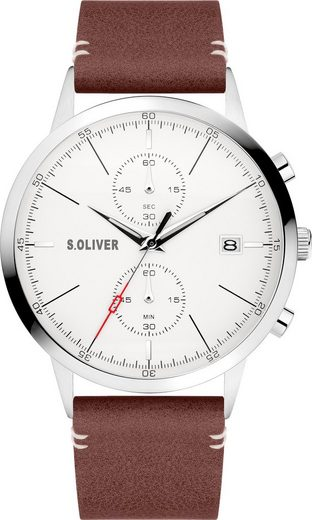 s.Oliver Chronograph »SO-4123-LC«