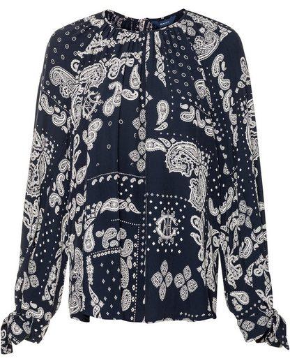 Gant Blusenshirt »Paisley-Bluse«