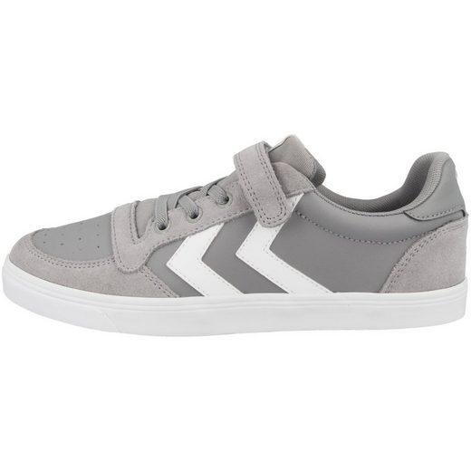 hummel »Slimmer Stadil Leather Low Jr« Sneaker