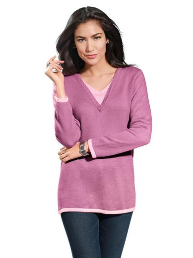 Classic Basics 2-in-1-Pullover