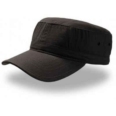 Atlantis Army Cap »Cubacap Military Ripstop Kappe« strukturierter Stoff, gewaschene Ripstop Baumwolle