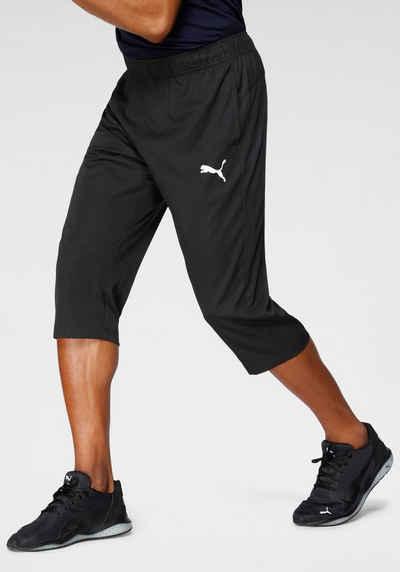 PUMA Sporthose »ACTIVE Woven 3/4 Pants«