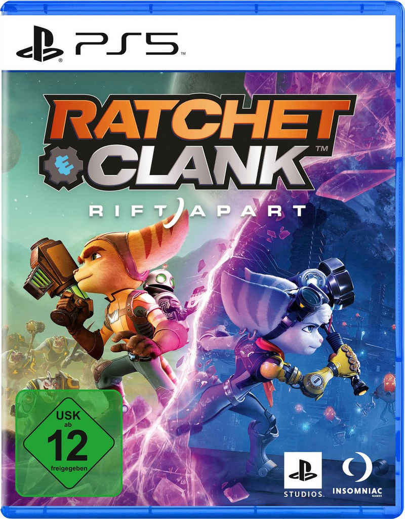 Ratchet & Clank: Rift Apart PlayStation 5