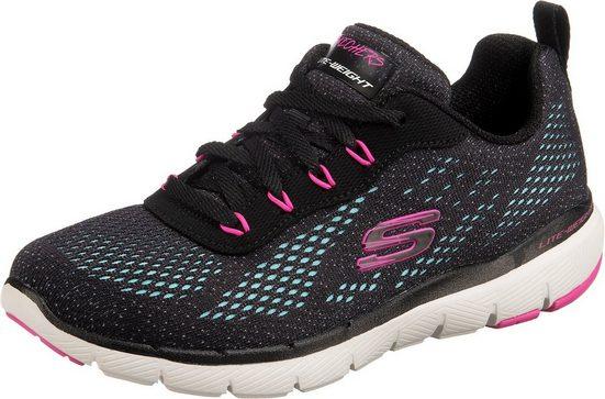 Skechers »Flex Appeal 3.0 Pure Velocity Sneakers Low« Sneaker