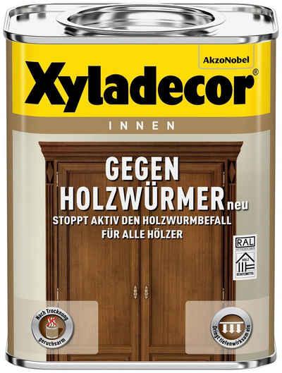 Xyladecor Holzschutzlasur »Gegen Holzwürmer«, 0,25 Liter, transparent
