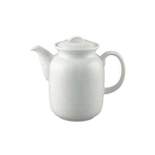 Thomas Porzellan Kaffeekanne »Trend Weiß Kaffeekanne 6 Personen«, 1.4 l