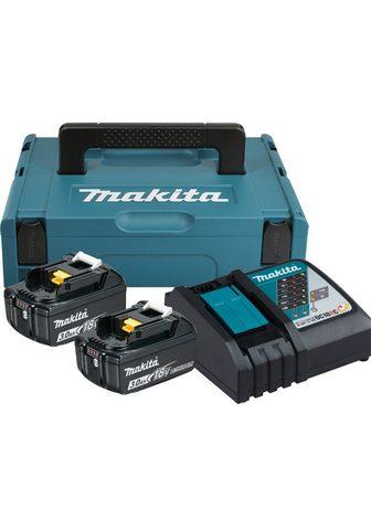 Makita »Power Source Kit« Akku-Set (4 St) 2 A...