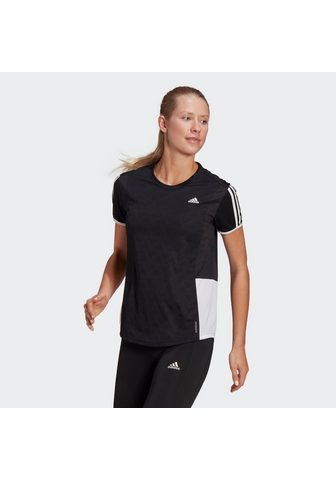 adidas Performance Marškinėliai »Own The Run 3-Streifen I...