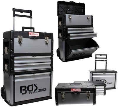 BGS Werkstattwagen, max. Traglast:75 kg, (Set, 3-tlg)