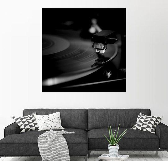Posterlounge Wandbild, Vinyl 5