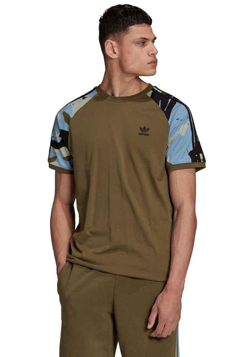 adidas Originals T-Shirt »Graphics Camo Cali Shirt«