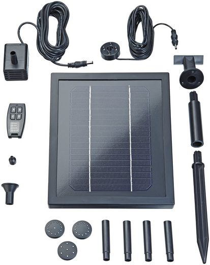 Pontec Solarpumpe »PondoSolar 250 Control«, 250 l/h