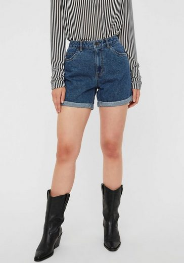 Vero Moda Shorts »VMNINETEEN« in High Waist Form