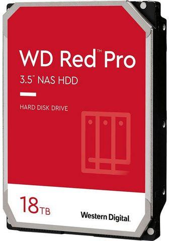 Western Digital »WD Red Pro« HDD-NAS-Festplatte 35