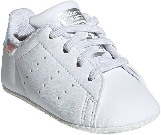adidas Originals »STAN SMITH CRIB PRIMEGREEN« Lauflernschuh