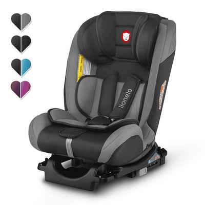 lionelo Autokindersitz »Lionelo Sander Auto Kindersitz mit ISOFIX, ab Geburt, Gruppe 0+ 1 2 3 (0-36kg) Reboarder oder vorwärts gerichtet«, 7,50 kg