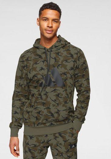 adidas Performance Sweatshirt »CAMOUFLAGE FUTURE ICONS PRIMEGREEN MENS«