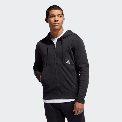adidas Performance Sweatjacke »Cross-Up 365 Sweatshirt«