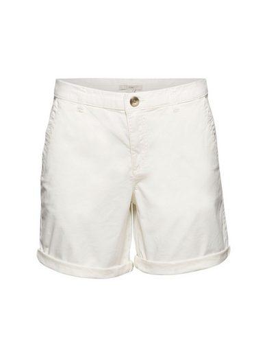 edc by Esprit Shorts »Chino-Shorts aus Organic Cotton« (1-tlg)