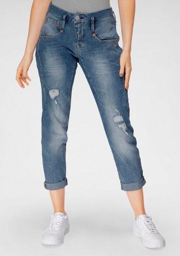 Herrlicher 7/8-Jeans »SHYRA CROPPED« High Waisted